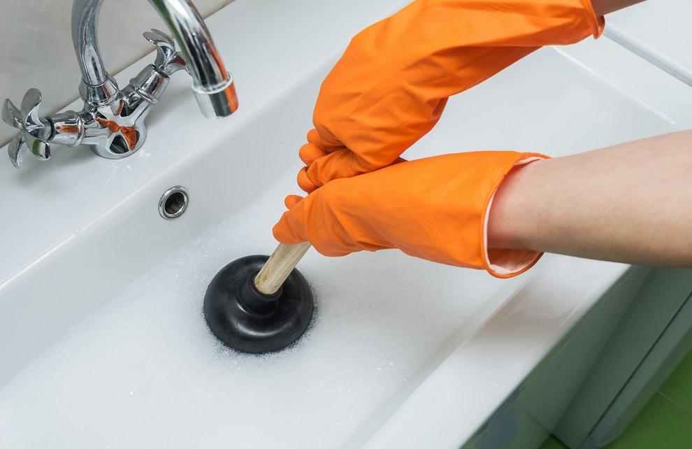 Lavabo déboucher