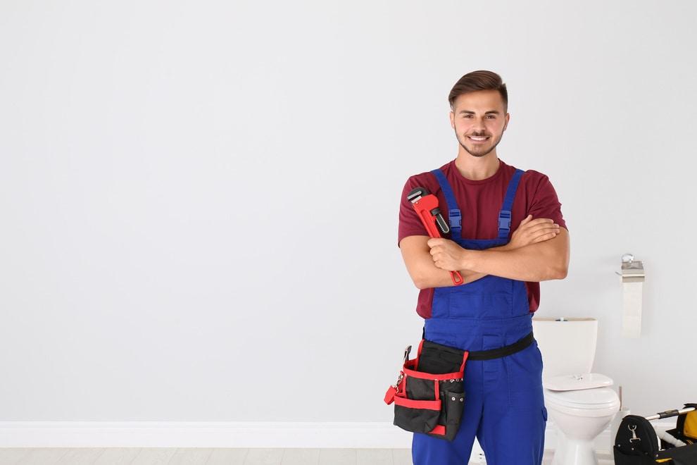 Entrepreneur en plomberie